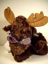 BORN AVIATION PRODUCTS INC Collector Plush Wildlife Animal MOOSE 16