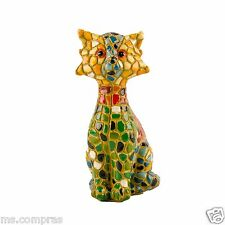 BEAUTIFUL CAT COLLECTIBLES FIGURINES Colorful Mosaic  HandMade Gaudi style