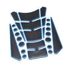 3D Decal Motorcycle Gas Tank Protector Pad Fishbone Sticker for Suzuki/Honda