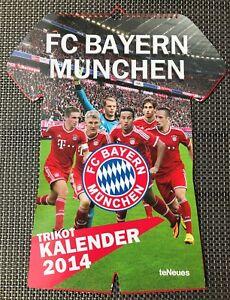 Fc Bayern Kalender Gunstig Kaufen Ebay