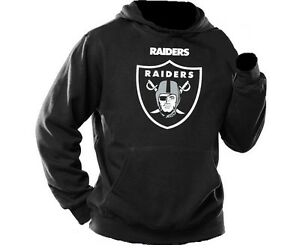 NFL Majestic Men's Oakland Raiders Critical Victory Pullover Hoodie Jacket