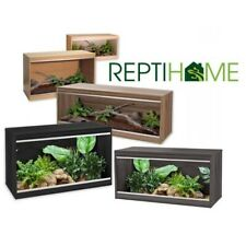 Vivexotic Repti Home Wooden Maxi Vivarium - Snake Lizard Reptile Housing Habitat
