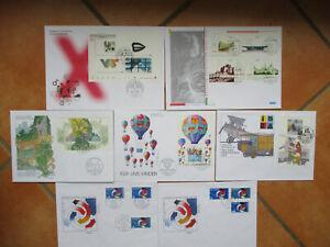 Bund - Jahrgang 1997 Nr. 1895 - 1964 überkomplett auf Künstler-FDC - ansehen!!