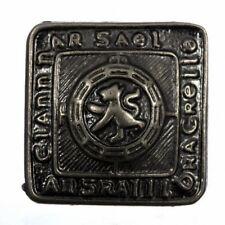 New Tartan Republic Antique Finish Prince Charlie/Argyll Jacket Button - Small