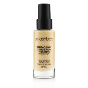 NEW Smashbox Studio Skin 24 Hour Wear Hydrating Found (# 1.2 (Fair Light Wi)