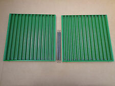 John Deere 2510 2520 front side screen set of 2 with springs