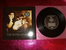 THE SISTERS OF MERCY - DOMINION - 7'' EX+/N.MINT/MR 43/A1-B1/1988