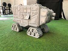 Star Wars Legion 40K Necromunda Compatible Terrain - Sand Crawler Transport