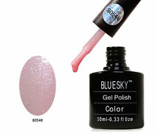 Bluesky GEL Polish Grapefruit Sparkle 40546 UV Soak off Nail 10ml