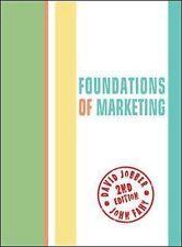 Foundations of Marketing by John Fahy, David Jobber (Paperback, 2006)