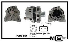 New OE spec Alternator for OPEL Vivaro 1.9 DTI 01- Movano A 2.5 DTI 00-