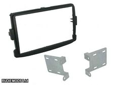 Dacia Duster 2012 on Double Din Car Stereo Fitting Kit Facia CT23DC04