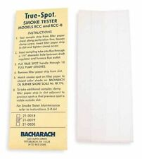 Bacharach 21-0020 Smoke Test Paper w/scale (40 strips)