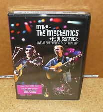 MIKE+THE MECHANICS and Paul Carrack - Live at Shepherds Bush, London (DVD 2005)