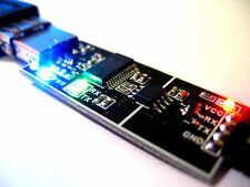 USB to RS232 TTL GALVANIC ISOLATION UART USART SERIAL