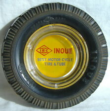 IRC Inoue Advertising Motorcycle Tire Ashtray