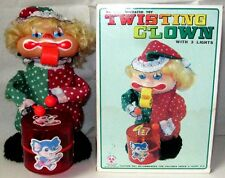 AUTOMATE-TWISTING CLOWN-FONCTIONNE+VIDEO-BOÎTE- TRADE MARK -MADE IN TAIWAN