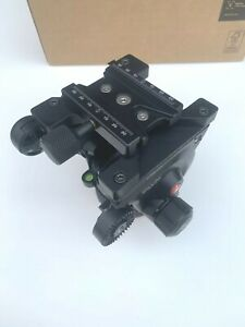 Manfrotto 504X Head with Flat Base #MVH504XAH And Arca Swiss Conversion