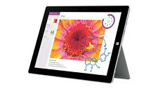 Microsoft Surface 3; 128GB; 4GB; Wi-Fi + 4G Unlocked; 10.8in (Bundle) - New!