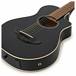 Yamaha APXT2 3/4-Elektro-Akustikgitarre, Black