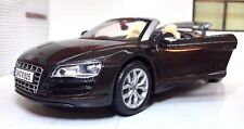 LGB 1:24 Scale Audi R8 Brown V10 Spyder 31204 Detailed Maisto Diecast Model Car