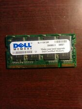 Ddr Ram 256Mb, 266Mhz, Pc2100 Laptop Memory- Dell