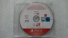 WWE 2K17 PS4 PROMO Game Rare for Sony PlayStation 4.