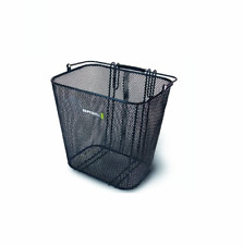 Basil Cardiff Rear Mesh Bike Basket - Black
