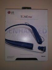 New listing Lg Tone Pro Hbs-780 Wireless Stereo Headset Black Open Box