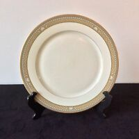 MIKASA ISLE TAUPE 1 DINNER PLATE SOLD INDIV, 2 AVAIL #L3209 SHELL COASTAL OCEAN