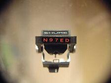 SHURE N97ED Genuine Original Stylus — NEW!    M97ED N97HE N97EJ