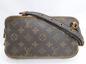 LOUIS VUITTON Shoulder Bag Marly Bandouliere M51828 Monogram Brown 10180190700 2