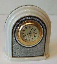 Lenox Small Desk Clock