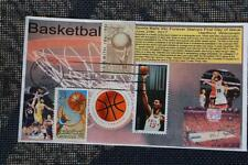 """Have A Ball """"Basketball"""" Forever Stamp Combo FDC Bullfrog Sc#5208 14076A 3-Combo"""