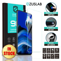 OPPO Reno 2Z ZUSLAB Full Cover Premium Tempered Glass Screen Protector
