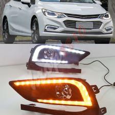 For Chevrolet Cruze 16-17 DRL LED Daytime Running Light Fog/Driving Light Refit