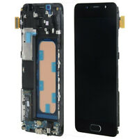 Black For Samsung Galaxy A3 2016 A310 SM-A310F LCD Display Screen Touch Frame D1