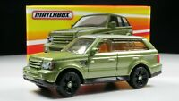 Range Rover Sport 2005 1/64 Scale Diecast Diorama Car Real Riders Adult