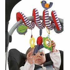 Stroller Kid Baby Crib Cot Pram Hanging Rattles Spiral Stroller Car Seat Toy