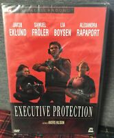 Executive Protection DVD Anders Nilsson Ancora Sigillato Mai Aperto Editoriale