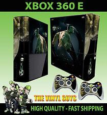 XBOX 360 E incroyable hulk avenger 02 Bruce autocollant peau & 2 Pad Skin