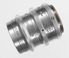 Bausch-Lomb 26mm f1.9 Animar Balcote C mount  #1