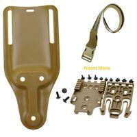 New Safariland 6070UBL Mid Ride Universal UBL Belt Set Loop 2 Belts Holster Drop