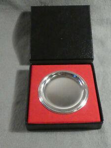 Wilkens / elkosta Mini Silber Tellerchen 800er Silber Dm 7 cm in OVP