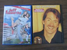 Jeff Foxworthy Show 1st Season plus Jeff Totally Committed -DVD 3 discs total