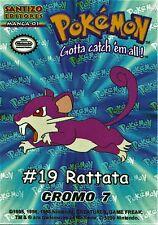 RATTATA # 7, YEAR 1999, SANTIZO EDITORES, SPANISH EDITION, IN MINT CONDITION