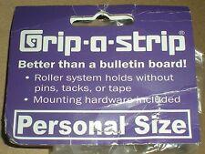 """GRIP A STRIP ADVANTUS BULLETIN BOARD PERSONAL SIZE 24"""" 2000 SATIN 091141020001"""