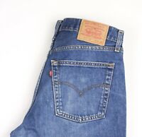 Levi's Strauss & Co Hommes 521 02 Slim Jeans Jambe Droite Taille W36 L32 AVZ603