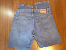 Men's HILFIGER Classic Straight Leg Medium Wash Jeans - Sz 36/32