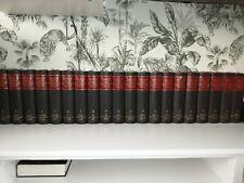 Brockhaus Enzyklopädie, 17. völlig neubearbeitete Auflage mit Goldschnitt